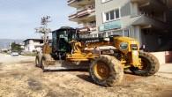 Antakya Belediyesi Madenboyu ve Kuzeytepe'de yol açma çalışmaları gerçekleştirdi
