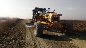 Antakya Belediyesi yol çalışmalarını sürdürüyor