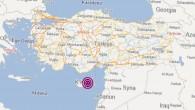 Kıbrıs'taki 5.0 Şiddetindeki Deprem Hatay'da da Hissedildi