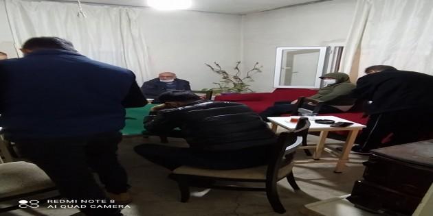 Kumar oynayan 7  kişiye 24.283 lira para cezası