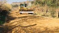 Samandağ Belediyesi  ilçe genelinde yol bakım ve onarım çalışmalarını sürdürüyor