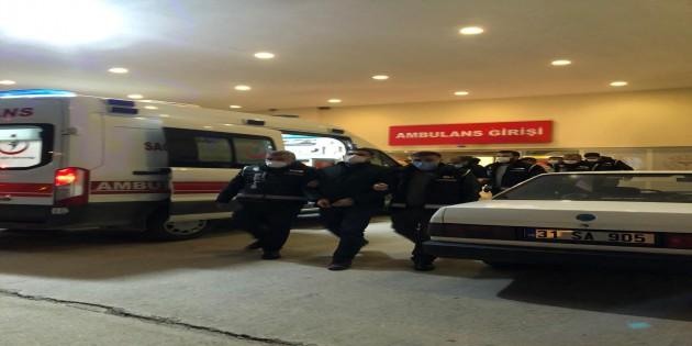 Çeşitli olaylara karışan 4 kişi tutuklandı