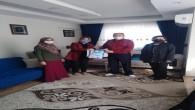 Antakya Belediyesi'nden  şehit ve gazi ailelerine ziyaret