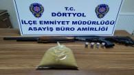 Dörtyol ilçesinde 1.100 gram Bonzai yakalandı