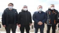 İçişleri Bakan Yardımcısı İsmail Çataklı ile Hatay Valisi Rahmi Doğan İdlipte incelemelerde bulundu:Türkiye İdlip'te Savaş Mağdurlarına Umut Oluyor
