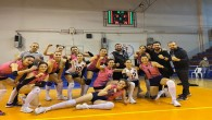 Antakya Belediyesi Kadın Voleybol takımı Ereğli Bil Kolejini 3-0 yendi
