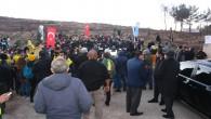 Fenerbahçe Spor Kulübü Hatay'da 35 Bin Adet Fidan Dikti