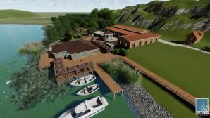 Kırıkhan Gölbaşı Gölü projesinin maliyeti 5.3 milyon lira
