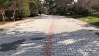 Hatay Büyükşehir Belediyesi Alaattin Mahallesinin yollarını yeniliyor