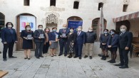 """Antakya Defne Rotary Kulübü tarafından """" Aile ve Toplum Hizmet Ödülü"""" verildi"""
