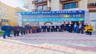 ATSO Birlik ve Beraberlik Hareketi Grubundan İYİ Parti'yi ziyaret