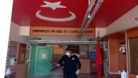 Antakya Belediyesi, 15 Şubat'ta açılacak okulları dezenfekte ediyor