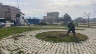 Antakya Belediyesi Ağaçlandırma çalışmalarını sürdürüyor
