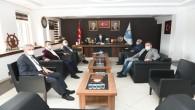 CHP'li Meclis üyelerinden Başkan Yılmaz'a Başsağlığı ziyareti