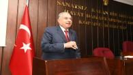 Antakya Belediye Başkanı Yılmaz, Hatay Büyükşehir Belediye Başkanı Savaş'a seslendi: Vakıf İşhanı yerini çöz, çözmezsen yetkiyi bana ver ben çözyüm!