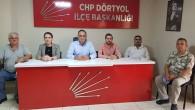 Dörtyol Belediyesi  CHP'li Meclis  üyeleri BAMEKS'in emlak değerinin düşük gösterildiği için suç duyurusunda bulundu