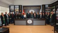 Hatay Barosu: Türk Medeni Kanununun kazanımlarından vazgeçmeyiz!