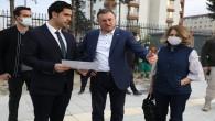 Başkan Savaş, Antakya-İskenderun yolundaki çalışmaları yerinde inceledi