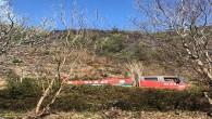 Büyükoba'da çıkan yangın kontrol altına alındı