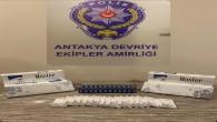 Bandrolsuz 108 sigara paketi yakalandı