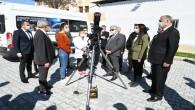 Antakya Belediyesi Bilim Merkezi Vali Doğan ile  Milletvekillerini ağırladı