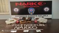 İskenderun'da Narkotik operasyonu: 4 kişi gözaltına alındı