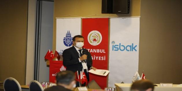 Hatay Büyükşehir Belediyesi İtfaiye Daire Başkanı Mahir Çiçek, CHP'li Belediyelerin ortak çalışmasına katıldı