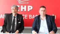CHP İl Başkanı Parlar, bu kez Samandağ ilçe örgütünü ziyaret etti