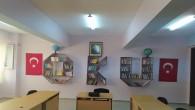 Arsuz Derekuyu köyüne Cumhuriyet Kütüphanesi