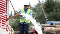 HAT SU:  Antakya Dikmece'nin su kapasitesi güçlendiriliyor