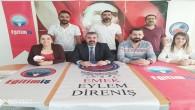 EĞİTİM-İŞ: Demokratik bir Anayasa, AKP eliyle gelemez!