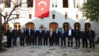 AK parti heyetinden Antakya Belediyesi El Sanatları Müzesine ziyaret