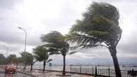 Meteoroloji'den İskenderun, Arsuz ve Samandağ için fırtına uyarısı