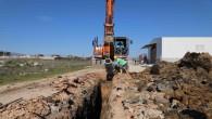 Defne Gültepe'ye yeni atık su tahliye hattı