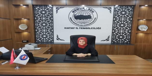 Hatay Memur Sen Kadınlar Komisyonu: Mağdurlar görülmeli, haklar ödenmeli!