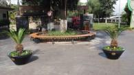 Hatay Büyükşehir Belediyesi'nden Atatürk Parkına dekoratif  Bank