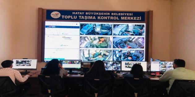 Hatay Büyükşehir Belediyesi toplu taşımadaki sorunları hızla çözüyor