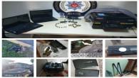 Hırsızlara operasyon: 6 kişi yakalandı