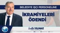 Antakya Belediyesi işçi personeline ikramiyeleri ödendi