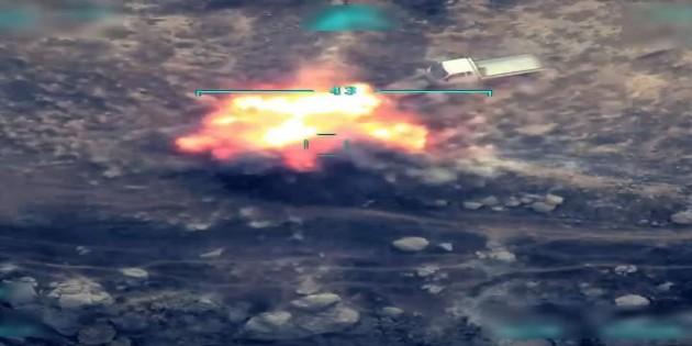 Hatay'daki ormanların yakılması emrini veren terörist öldürüldü!