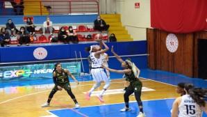 Nefes kesen maçta zafer Hatay Büyükşehir Belediyespor'un: 109-108