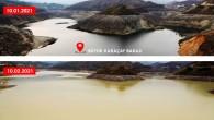 HAT SU: Karaçay barajında su seviyesi arttı, fakat tehlike devam ediyor