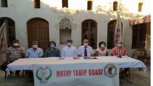 Hatay Tabip Odası: Asistan hekimlerin çalışma ve eğitim koşulları düzeltilmelidir!
