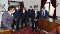 Hatay Valisi Rahmi Doğan, Cemil Meriç'in doğduğu evi ziyaret etti