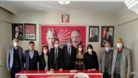 CHP İl Başkanı Parlar, ilçe gezilerini Kırıkhan'da sürdürdü