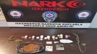 İskenderun'da uyuşturucu satıcılarına operasyon: 19 kişi göz altına alındı