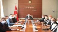 Türkiye Varlık Fonu  Rafineri ve Petrokimya Projesi Bilgilendirme Toplantısı Yapıldı