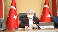 Vali Rahmi Doğan Başkanlığında İRAP Toplantısı Gerçekleştirildi