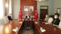 Vali Doğan, Bağımlılıkla mücadele toplantısına katıldı
