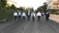 Antakya Belediye Başkanı İzzetin Yılmaz, 2 yıllık görev süresince yaptıkları yol hizmetlerini açıkladı!